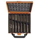 VonHaus 99 Piece Cobalt Drill Bit Set