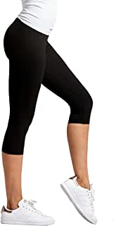 Conceited Premium Ultra Soft High Waisted Capri Leggings...