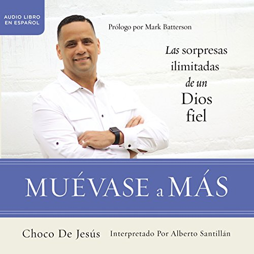 Muévase a más [Move into More] audiobook cover art