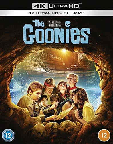 The Goonies [4K UHD / Blu-ray] [1985] [Region Free]