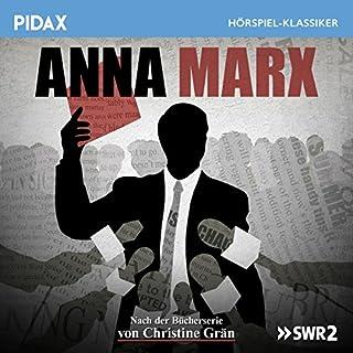 Anna Marx Titelbild