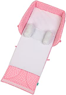 Breastfeeding pillow Crib  cotton fabric portable baby cot multifunctional folding safety bed 40 5  color