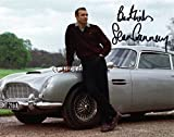 Limited Edition Sean Connery James Bond unterzeichnet Foto