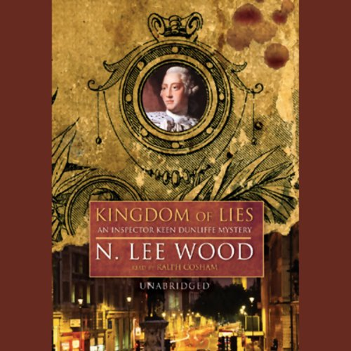 Kingdom of Lies audiobook cover art
