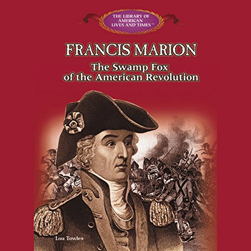 Francis Marion audiobook cover art