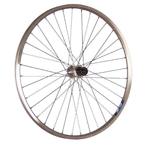 Taylor-Wheels 26 Zoll Hinterrad Ryde Zac19 Hohlkammerfelge/Shimano Tourney TX10 - Silber