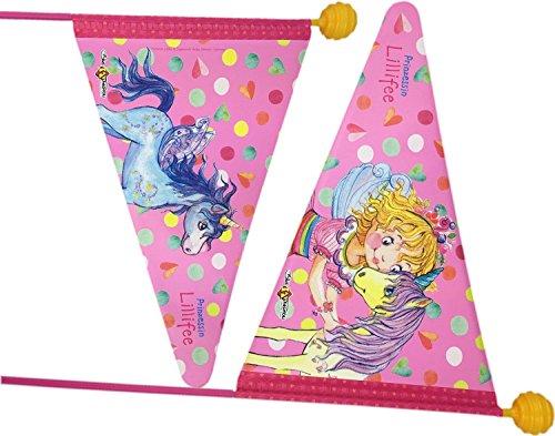 Kinderfahrrad Sicherheits Wimpel Sicherheitsfahne Prinzessin Lillifee - 01300502