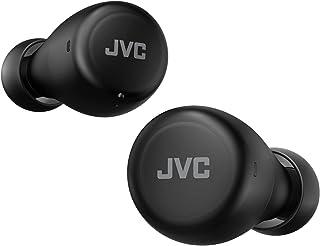 JVC HA-A5T-B 完全ワイヤレスイヤホン 本体質量3.9g小型軽量ボディ 最大15時間再生 Bluetooth Ver5.1対応 ブラック