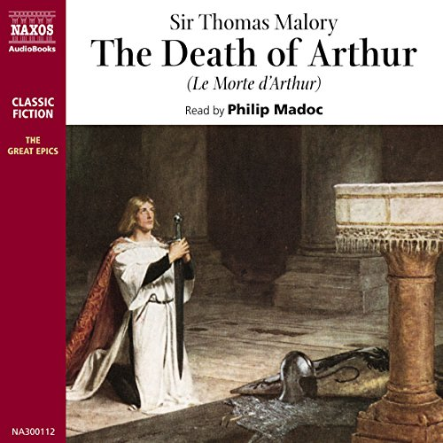 Le Morte d'Arthur (The Death of Arthur) cover art