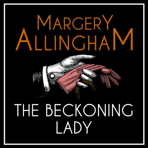 The Beckoning Lady audiobook cover art