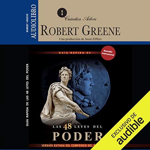 Page de couverture de Guía Rápida de las 48 leyes del Poder (Narración en Castellano)