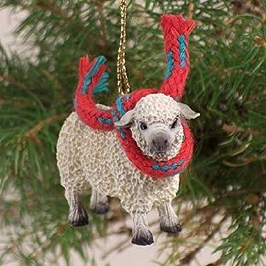 Conversation Concepts Sheep White Original Ornament