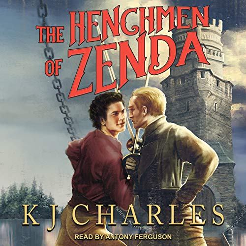 The Henchmen of Zenda audiobook cover art