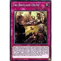 遊戯王 PHRA-EN071 鉄獣の血盟 Tri-Brigade Oath (英語版 1st Edition ノーマル) Phantom Rage
