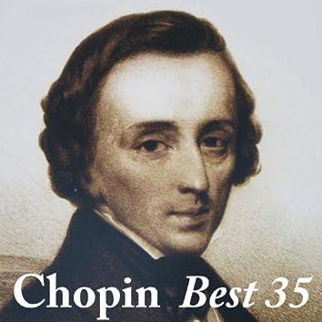 ショパン 人気曲ベスト35