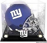 New York Giants Helmet Display Case - Football Helmet Logo Display Cases