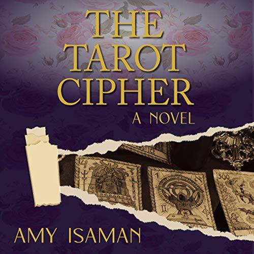 The Tarot Cipher: A Novel audiobook cover art