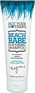 Not Your Mothers not Your Mother's Beach Babe Moisturizing Shampoo - 8 Oz