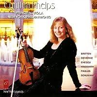 Cynthia Phelps, Principal Viola of the New York Philharmonic by Cynthia Phelps (1996-11-19)