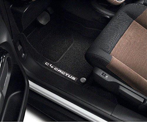 Citroën–Juego de alfombra de coche para Citroën C4Cactus 20151611107680