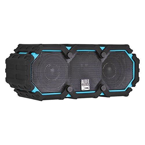 Altec Lansing IMW477 Mini Life Jacket 2 Waterproof Bluetooth Speaker, Blue/Black (Certified Refurbished)