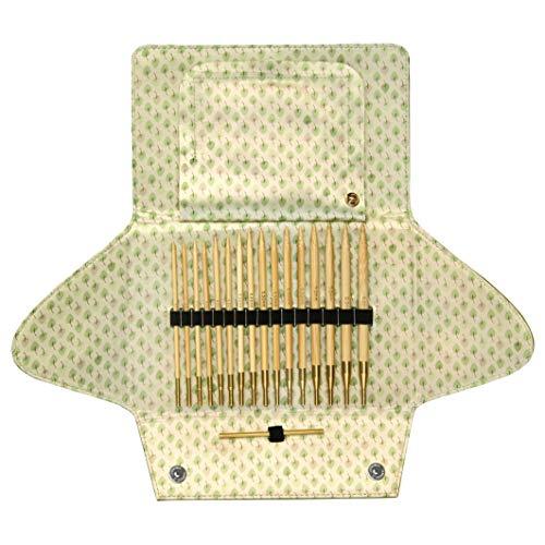 Addi Bamboo  Interchangeable Circular Knitting Needles