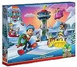 Jouets Calendrier de l Avent Noel 2021 Pat Patrouille - 24 Cadeaux Surprises exclusifs - Figurines et Accessoires de Jeu