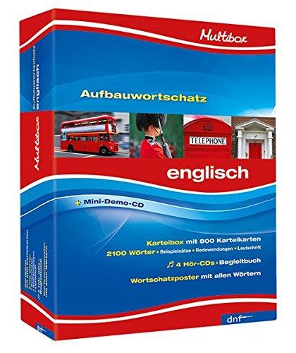 Multibox XXL Aufbauwortschatz Englisch Niveau B1+B2