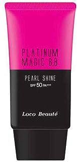 Dr.pharm ドクターファーム ロコボーテ プラチナム マジック BBクリーム パールシャイン SPF50 PA+++ 40ml /DR PHAMOR LOCO BEAUTE MAGIC BB SPF50 PA 40ml メイクアップ 化粧