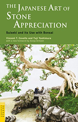The Japanese Art of Stone Appreciation: Suiseki and its Use with Bonsai (Tuttle Classics)