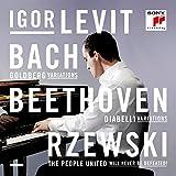 Bach, Beethoven, Rzewski - Igor Levit
