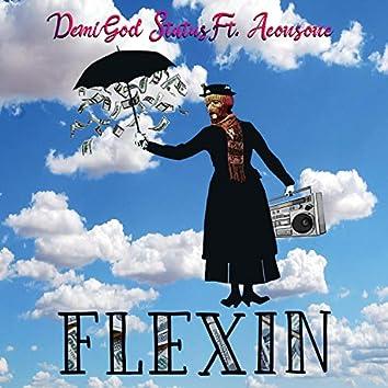 Flexin' (Supacalifragilisticexpialidopeness) [feat. Aeonsone]