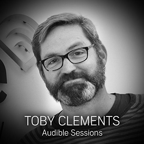 Toby Clements audiobook cover art