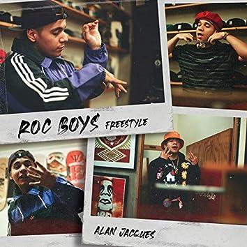 Roc Boys Freestyle