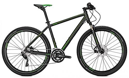 Crossbike Univega TERRENO 7.0 Herren 28\' 30-G Scheibenbremse, Rahmenhöhen:55;Farben:Nimbusgrey matt
