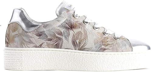 schwarz Giardini P907800D Silber Silber Silber Turnschuhe für Damen Schuhe  offizielle Website