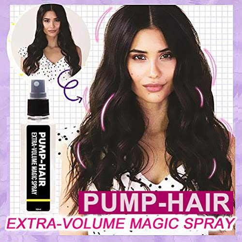 Bestice 100ml Professional Hair Styling Fluffy Spray Spray Hair Spray Styling Spray