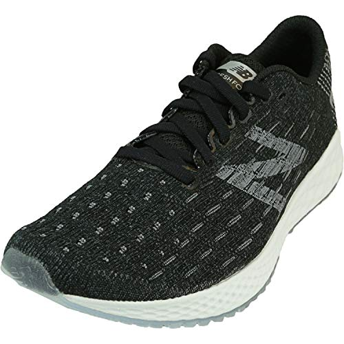 New Balance Fresh Foam Zante Pursuit, Zapatillas de Running para Mujer, Negro (Black/White Black/White), 35 EU