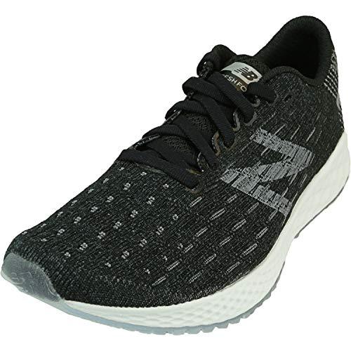 New Balance Fresh Foam Zante Pursuit, Zapatillas de Running para Mujer, Negro (Black/White Black/White), 36 EU