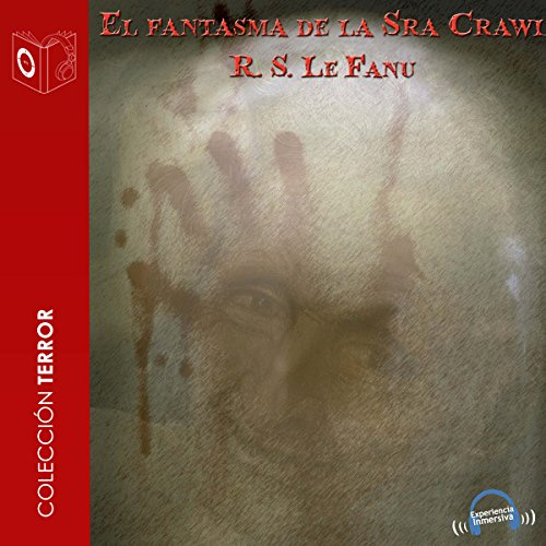 El fantasma de la señora Crawl [The Ghost of Mrs. Crawl] audiobook cover art