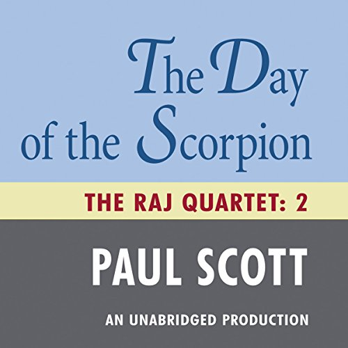 The Day of the Scorpion cover art