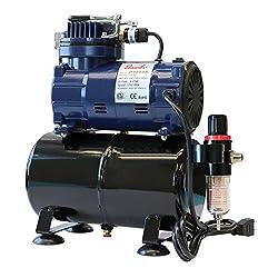 Paasche D3000R 1/8 HP Compressor review