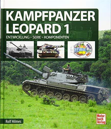 Kampfpanzer Leopard 1: Entwicklung - Serie - Komponenten