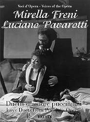 Mirella Freni And Luciano Pavarotti - Love Duets from Puccini\'s Operas: For Soprano And Tenor With Piano