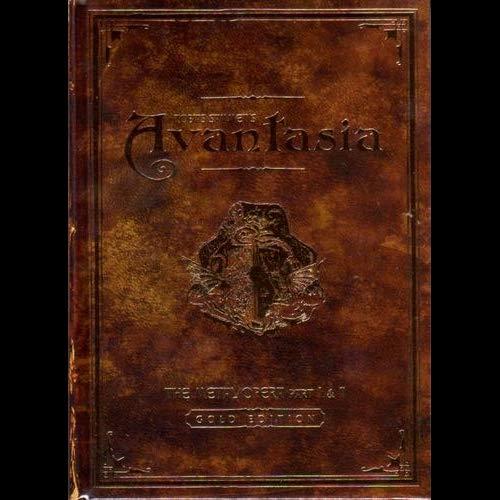 The Metal Opera: Golden Edition Vol. 1-2