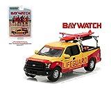 2016 Ford F-150 Emerald Bay Beach Patrol Baywatch TV Serie 1:64 GreenLight 44760