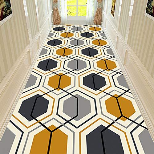 ZQIAN Alfombra Dormitorio 2x3.5m Antideslizante FáCil Limpieza Alfombra Pelo Corto Durable, para Sala de Estar, Cocina, Dormitorio, B