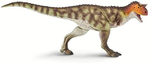Safari Ltd. Prehistoric World - Carnotaurus - Quality Construction from Phthalate, Lead and BPA Free Materials - for Ages 3 and Up