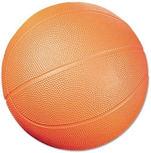 Champion Sports - Coated Foam Sport Ball, Basketball, No. 3 Größe, Orange BFC (DMi EA by Reg