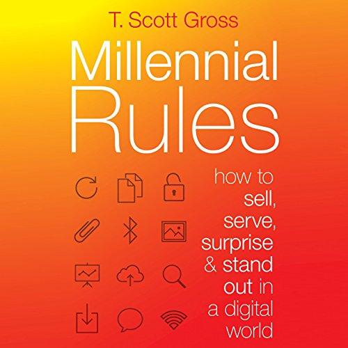 Millennial Rules audiobook cover art